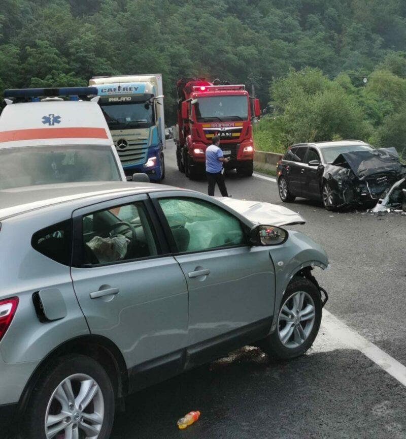 Accident Valcea - foto: romania24.ro