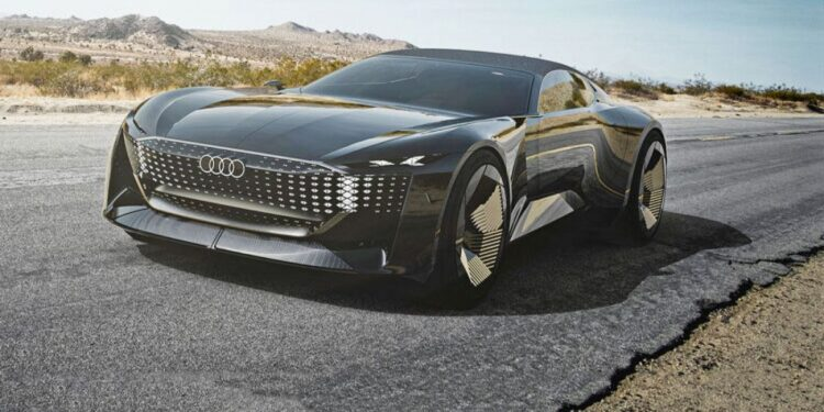 Audi Skysphere. Foto: Audi