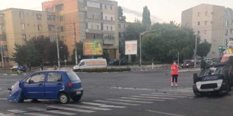 accident-Craiova